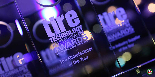 tyre technology awards