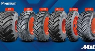 Mitas Premium tyre line 660