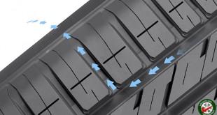 Die Nokian Tyres Coanda Technologie entfernt das Wasser schneller aus der Längsrille und verhindert Aquaplaning      Foto: Nokian Tyres  Honorarfrei für redaktionelle Zwecke / Quellenangabe: Nokian Tyres www.nokiantyres.de  Der neue AA-Klasse Nokian eLine 2 Premium-Sommerreifen bietet die beste Klasse A des Reifenlabels im Nassgriff und Kraftstoffverbrauch. Fortschrittliche Sicherheit, zuverlässige Top-Performance, präzises Fahrverhalten, grünere Mobilität und optimalen Komfort von Nokian Tyres.  Reifen- und Auto-Service Vianor von Nokian Tyres: http://vianor.de  Pressekontakt: Dr. Falk Köhler PR Dr. Falk Köhler Tel. +49 40 54 73 12 12 Fax +49 40 54 73 12 22 E-Mail Dr.Falk.Koehler@Dr-Falk-Koehler.de www.Dr-Falk-Koehler.de Ödenweg 59 22397 Hamburg Germany  Beleg-Exemplar erfreut, bitte an Dr. Falk Köhler PR  Rechtevermerk: Foto: Nokian Tyres / Bildrechte: Verwendung weltweit